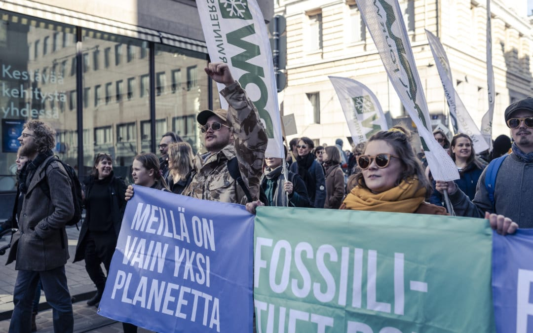 Järjestöt vaativat hallitusta luopumaan ympäristölle haitallisista yritystuista