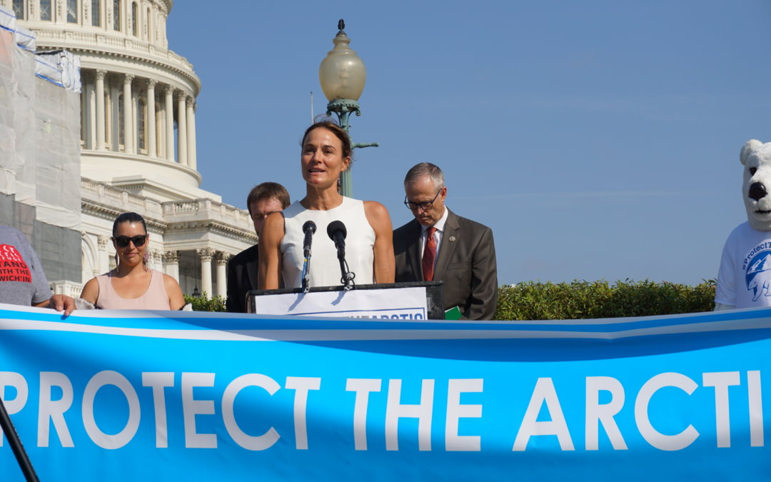 Protect the Arctic Refuge
