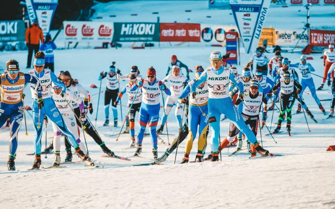 Protect Our Winters Finland on Vuokatin nuorten MM-hiihtojen pääyhteistyökumppani