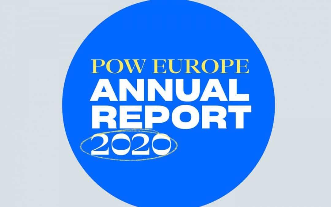 POW Euroopan vuosikertomus julkaistu