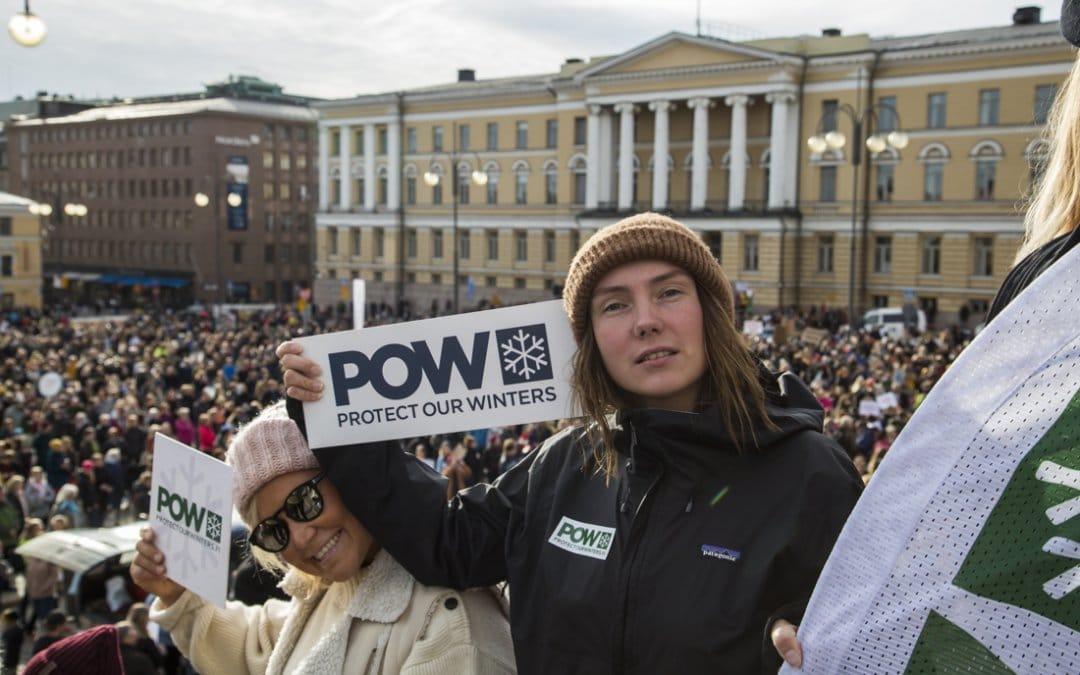 POW-lähettiläiden vahva viesti: meillä kaikilla on valta vaikuttaa ilmastopolitiikkaan
